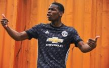 Maillot extérieur de Manchester United pour la saison 2017-2018