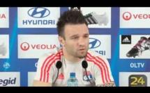 Mathieu Valbuena fait un constat accablant sur la saison de l'OL