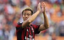 Keisuke Honda quittera l'AC Milan cet été