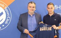 Mercato : Ruben Aguilar, première recrue de Montpellier