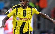 Dortmund : le monstrueux but d'Ousmane Dembélé en finale de coupe d'Allemagne