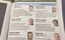 Arsenal: Özil se moque des journalistes Anglais