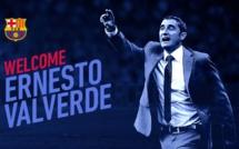 OFFICIEL : Ernesto Valverde nommé entraîneur du FC Barcelone