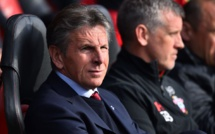 Southampton : Claude Puel viré !