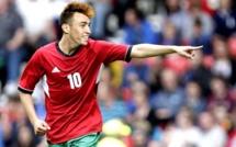 Munir El Haddadi avec la sélection Marocaine ?