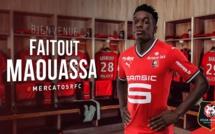 Faitout Maouassa explique pourquoi il a rejoint Rennes plutôt de l'OM ou le LOSC