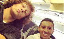 PSG : Marquinhos regrette le départ de David Luiz