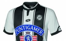 Nouveaux maillots SK Puntigamer Sturm Graz saison 2017/2018
