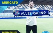 Mercato : Benjamin Corgnet rejoint le RC Strasbourg