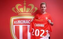 Mercato - AS Monaco : Irvin Cardona prolonge et part en prêt au Cercle Bruges