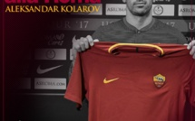 Mercato : Aleksandar Kolarov rejoint l'AS Rome