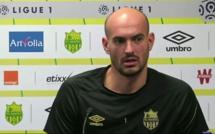 FC Nantes : Rémy Riou tacle Sergio Conceiçao