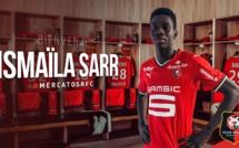 Mercato : Ismaïla Sarr s'est engagé avec le Stade Rennais