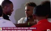 Mercato -Barça : Neymar a fait sa tournée d'adieu dans le vestiaire du Real Madrid