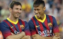 Mercato - Barça : le message d'adieu de Messi à Neymar !
