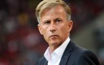 Wolfsburg : Andries Jonker viré