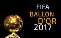 Liste des 30 nominés pour le Ballon d'Or 2017