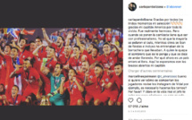 Chili : la femme de Claudio Bravo balance un gros scud !