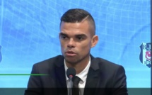 Besiktas : Pepe tacle les supporters du Real Madrid