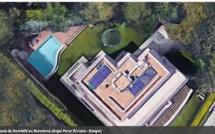 La maison à 15 000€ par mois d'Ousmane Dembélé