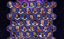 Les 50 nommés pour l'équipe type 2017 de l'UEFA