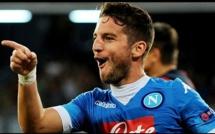 Naples : Dries Mertens regrette de ne pas avoir rejoint le Barça