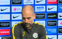 Manchester City : Guardiola critique les équipes qui garent le bus