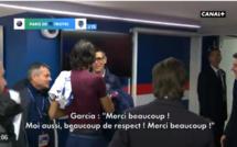 PSG : le geste de grande classe d'Edinson Cavani à l'égard de Jean-Louis Garcia