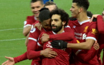 Liverpool : le superbe but de Mohamed Salah face à Everton