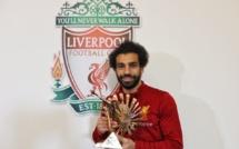 Mohamed Salah sacré footballeur africain de l'année BBC