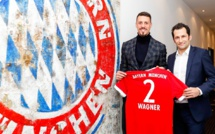 Mercato : le Bayern Munich officialise la signature de Sandro Wagner