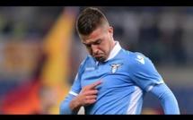 Mercato Lazio Rome : Sergej Milinkovic-Savic refroidit ses prétendants dont le PSG