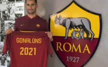 Mercato AS Rome : l'agent de Gonalons éteint la rumeur OM