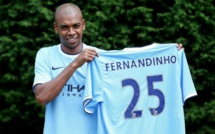 Mercato Manchester City : Fernandinho prolonge son contrat
