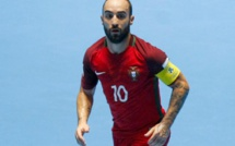 Euro Futsal : Le coup du foulard du portugais Ricardinho