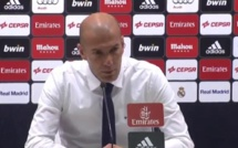 Real Madrid : un Zidane dépité qui ne regrette pas d'avoir sorti Ronaldo