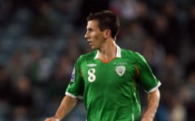 Décès de l'international irlandais Liam Miller