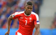 Breel Embolo , le jeune attaquant , qui peut porter la Suisse au Mondial .