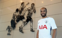 Tottenham : Maurico Pochettino attend plus de Lucas Moura