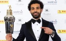 Premier League : Mohamed Salah élu joueur de l'année par ses pairs