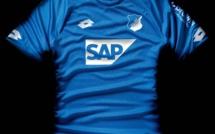 Lotto présente  le nouveau maillot domicile porté par le TSG Hoffenheim pour la saison 2018/2019.