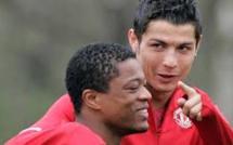 L'anecdote hallucinante de Patrice Evra au sujet de Cristiano Ronaldo