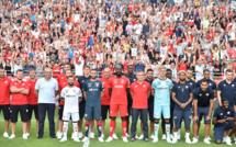 Nouveaux maillots DFCO 2018-19