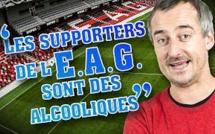 La vidéo «C'est parié près de chez vous » de Sébastien Thoen pour le match OM vs Guingamp