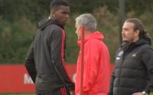 Manchester United : c'est très tendu entre Pogba et Mourinho (vidéo)