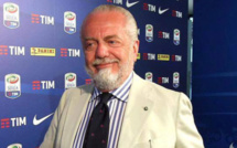 De Laurentiis dézingue le PSG et le niveau de la Ligue 1