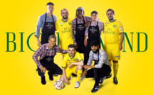 Big Fernand devient le sponsor maillot du FC Nantes