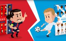 PSG-OM : le match des Légendes I Quelle Histoire