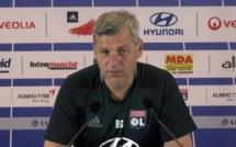 L'Olympique Lyonnais ne progresse pas avec Génésio