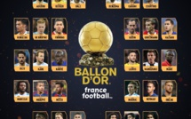 Ballon d'Or : Platini a son favori